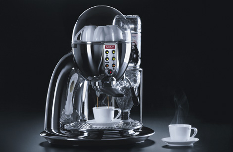 bodum granos uk pump espresso machine granos bodum red monkey coffee uk. Black Bedroom Furniture Sets. Home Design Ideas
