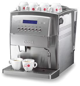 Gaggia Bean To Cup Coffee Maker : Gaggia Titanium UK Automatic Espresso Machine and Bean to Cup Titanium Coffee Maker - Red Monkey ...