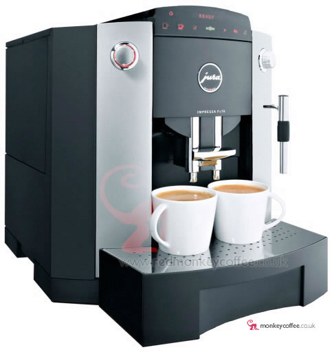 Jura Bean To Cup Machines