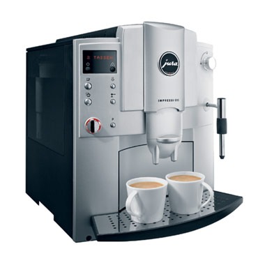 Jura Impressa E85 Automatic Espresso Machine and Bean Grinder Combo - Red Monkey Coffee UK