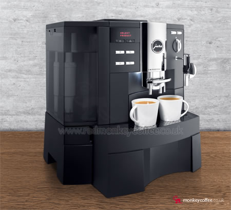 Jura Coffee Maker Manual : Jura Impressa XS90 UK - Bean to Cup Coffee Machine Commercial at Red Monkey - Xs90 Business ...