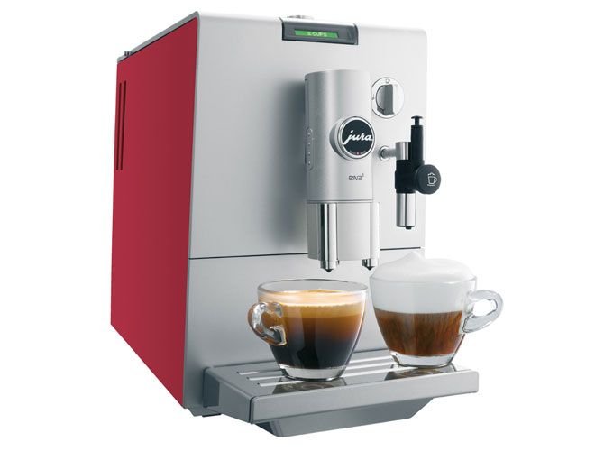 jura ena 5 bean to cup coffee machine red monkey coffee uk. Black Bedroom Furniture Sets. Home Design Ideas