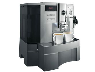 jura xs90 one touch bean to cup commercial coffee. Black Bedroom Furniture Sets. Home Design Ideas