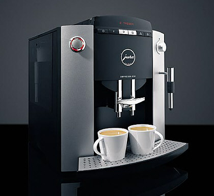 jura impressa f50 automatic espresso machine and bean grinder combo red monkey coffee uk. Black Bedroom Furniture Sets. Home Design Ideas