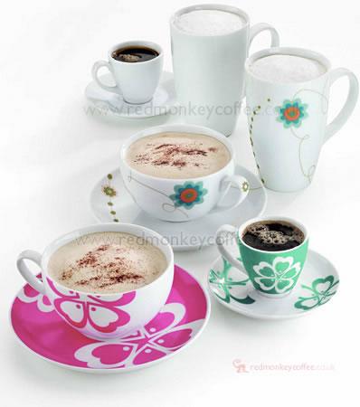 la cafetiere uk porcelain espresso cups porcelana. Black Bedroom Furniture Sets. Home Design Ideas