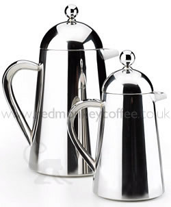 la cafetiere thermique 8 cup double walled stainless steel. Black Bedroom Furniture Sets. Home Design Ideas