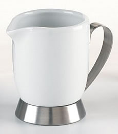 Double walled glass tea cups